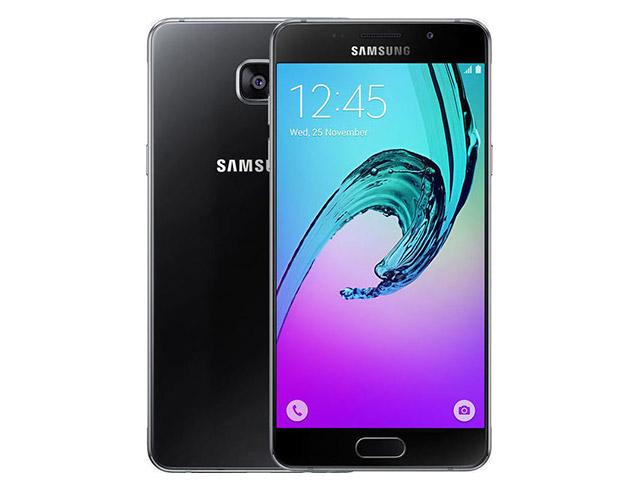"""Εικόνα Smartphone Samsung Galaxy A5 SM-A510F - Οθόνη Full HD 5.2"""" - Οκταπύρηνος επεξεργαστής -  13MP Κάμερα - 2GB RAM / 16GB ROM - Black"""