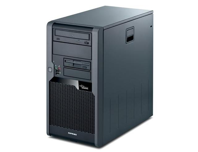 Εικόνα Fujitsu Esprimo P5730 Tower - Intel Core 2 Duo E5XXX - 4GB RAM - 500GB HDD - DVD - Windows 10 Home