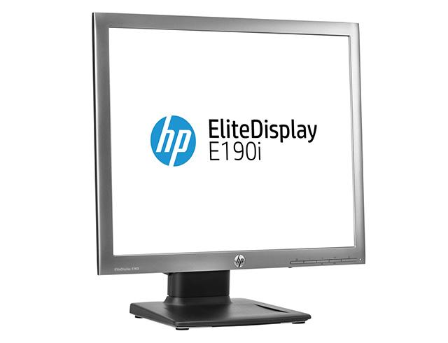 """Εικόνα Monitor 19"""" HP EliteDisplay E190i - Ανάλυση 1280 x 1024 - DVI, VGA, DisplayPort"""
