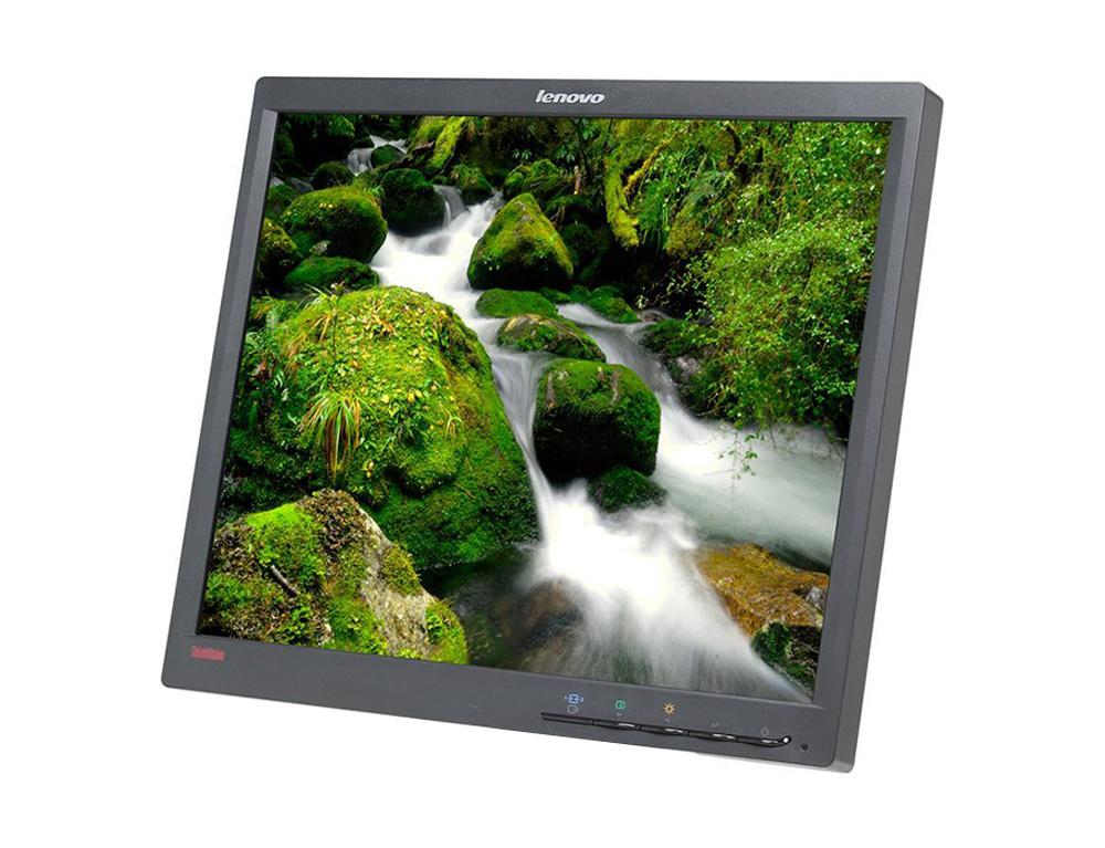 """Εικόνα Monitor 17"""" Lenovo ThinkVision L1711P - Ανάλυση 1280 x 1024 - DVI-D, VGA - Χωρίς Βάση"""