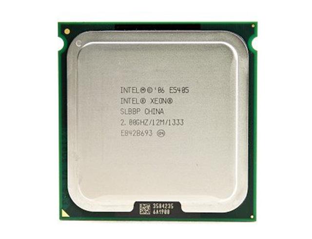 Εικόνα CPU Intel Xeon E5405 SLAP2 2.0GHz