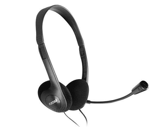 Εικόνα Headset Nod Prime HDS-005 - 3.5mm - Black