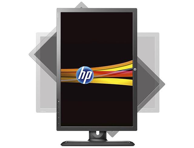 """Εικόνα Monitor 24"""" HP ZR2440W - Ανάλυση WUXGA - DisplayPort, DVI-D, HDMI"""
