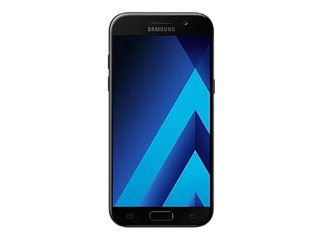 """Εικόνα Smartphone Samsung Galaxy A5 2017 SM-A520F - Οθόνη Full HD 5.2"""" - Οκταπύρηνος επεξεργαστής - 16MP Κάμερα - 3GB RAM / 32GB ROM - Black"""