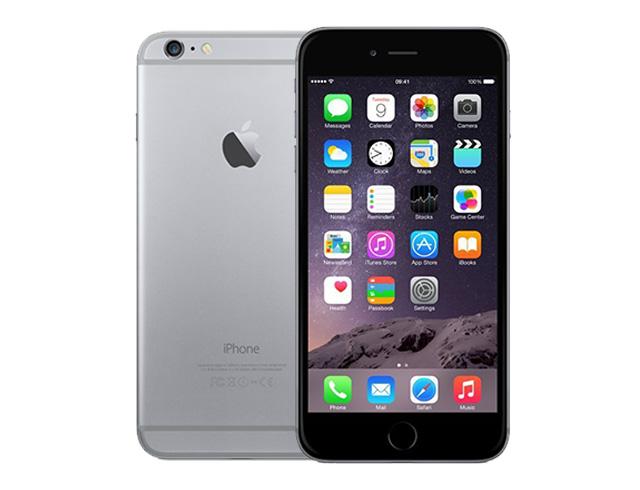 """Εικόνα Smartphone Apple iPhone 6 - Οθόνη Retina HD 4.7"""" - 8MP Κάμερα - 3GB RAM / 64GB ROM - Space Grey (Περιλαμβάνει μόνο το καλώδιο φόρτισης)"""