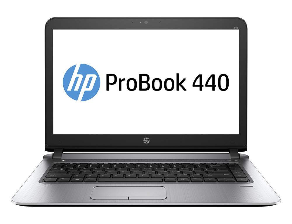 """Εικόνα HP ProBook 440 G3 - Οθόνη HD 14"""" - Intel Core i3 6ης γενιάς 6100U - 4GB RAM - 500GB HDD - Windows 10 Home"""