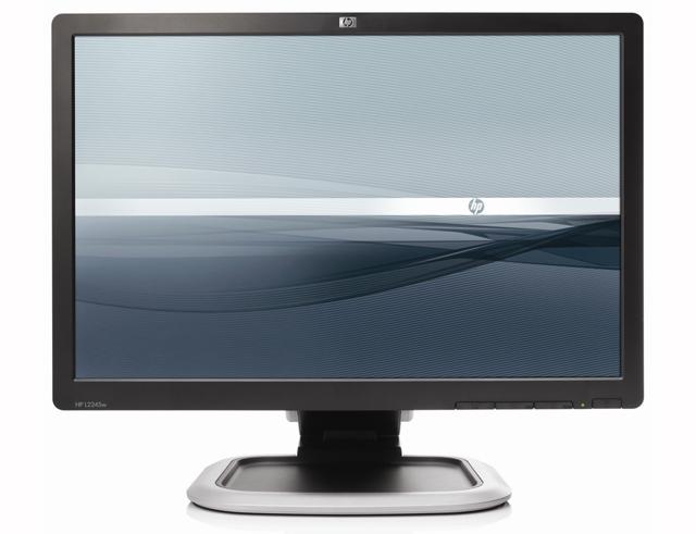 """Εικόνα Monitor 22"""" HP L2245W - Ανάλυση WSXGA+ - VGA, DVI"""