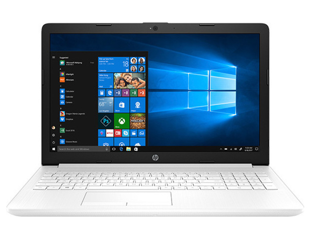 "Εικόνα HP 15-db0008nv - Οθόνη Full HD 15.6"" - AMD Ryzen 5 2500U - 12GB RAM - 1TB HDD + 128GB SSD - Windows 10 Home"
