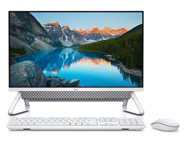 """Εικόνα All in One PC Dell Inspiron 5490 - Οθόνη αφής Full HD 23.8"""" - Intel Core i3-10110U - 8GB RAM - 1TB HDD - Windows 10 Home - Pafilia Stand"""