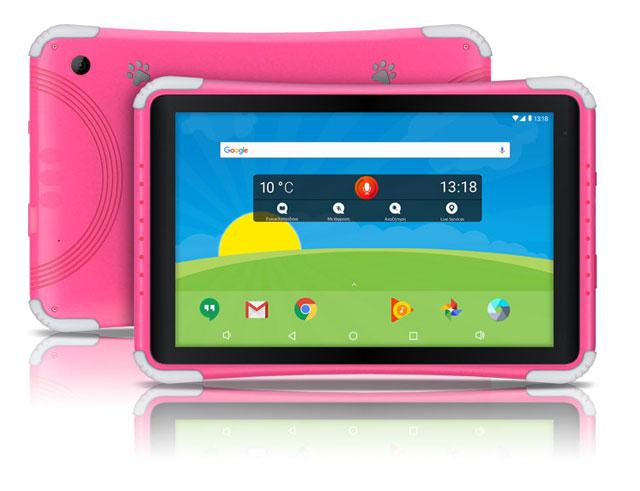 """Εικόνα Tablet 10"""" MLS Kido - 16GB - 4G/ LTE - Pink"""