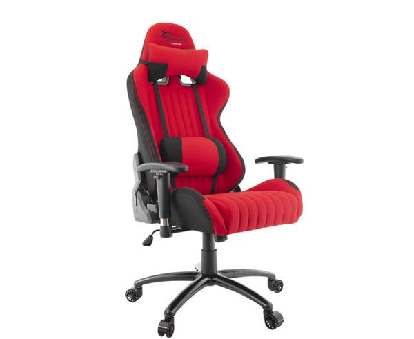 Εικόνα Gaming Chair White Shark Red Devil