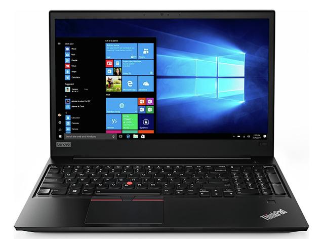 """Εικόνα Lenovo ThinkPad E580 - Οθόνη 15.6"""" - Intel Core i3 8ης γενιάς 8130U - 4GB RAM - 500GB HDD - Webcam - Windows 10 Pro - US Keyboard"""