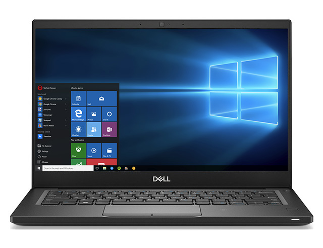 "Εικόνα Dell Latitude 7390 - Οθόνη αφής Full HD 13"" - Intel Core i5 8ης γενιάς 8350U - 8GB RAM - 256GB SSD - Windows 10 Pro"