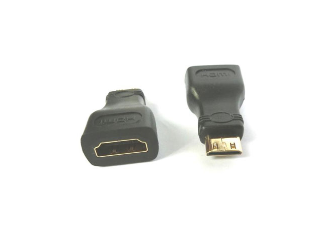 Εικόνα MINI HDMI ADAPTER M/F ACULINE AD-032
