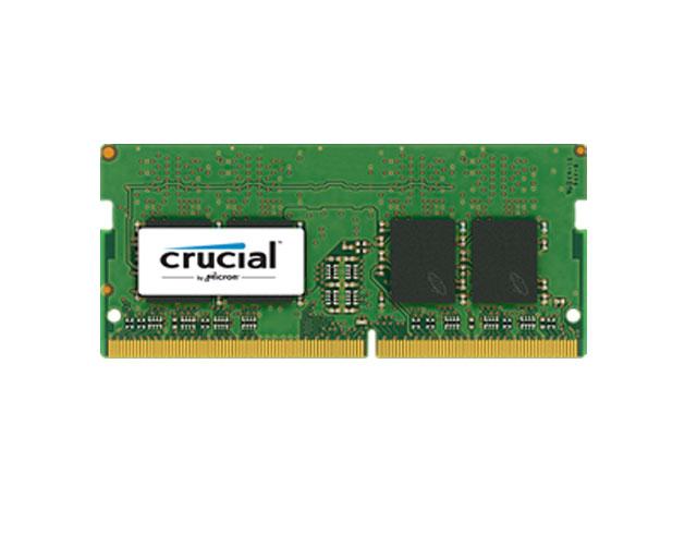 Εικόνα MNHMH CRUCIAL DDR4 4GB 2400MHZ SODIMM
