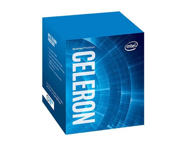 Εικόνα INTEL CPU CELERON G3950, BX80677G3950