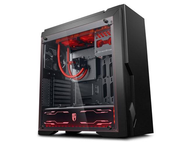 Εικόνα PC Case Deepcool Dukase Liquid - Black