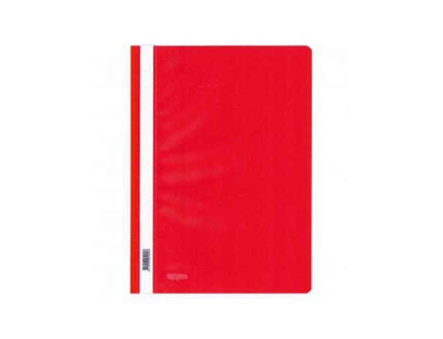 Εικόνα Ντοσιέ A4 PP με έλασμα Black Red - Κόκκινο