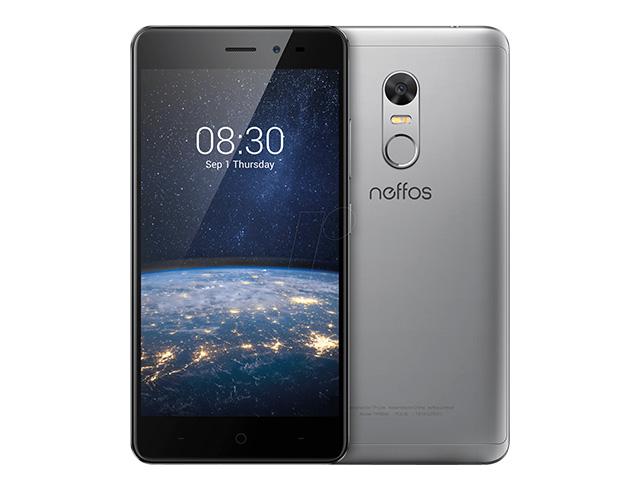 """Εικόνα Smartphone Neffos X1 Lite Dual Sim 5"""" 16GB - Γκρι"""