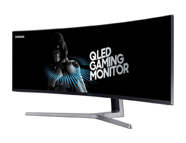 """Εικόνα Curved LED Monitor 49"""" Samsung LC49HG90DMU"""
