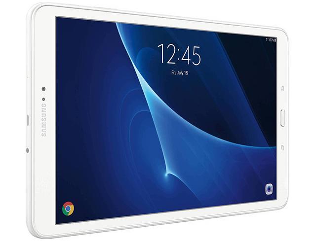 Εικόνα Tablet Samsung Galaxy Tab A SM-T585 (10,1''/LTE/32GB) GR White