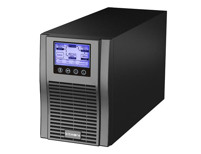 Εικόνα UPS Online Bitmore U1000 1000VA/800W