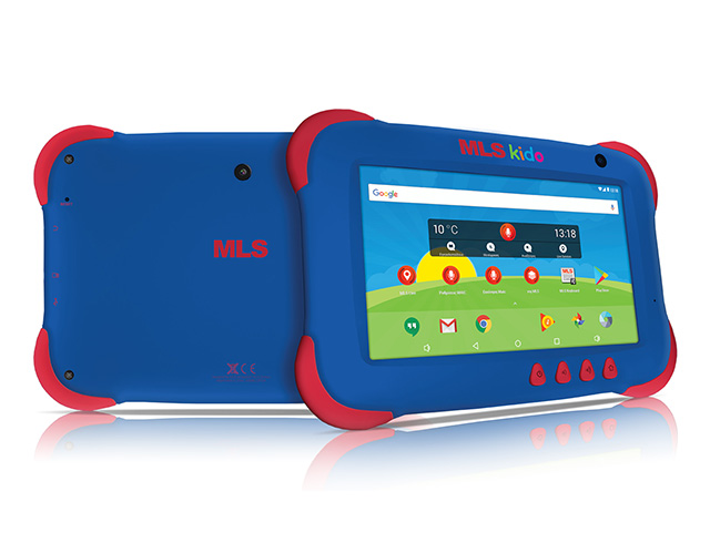 "Εικόνα Tablet 7"" MLS Kido 2018 - 8GB - Blue"