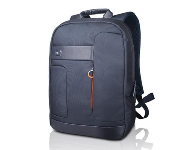 """Εικόνα Backpack για Laptop 15.6"""" Lenovo Classic By Nava - Blue"""