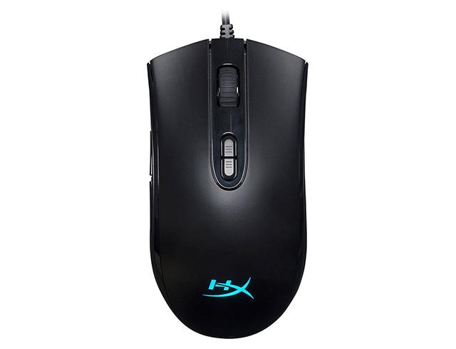 Εικόνα Gaming Ποντίκι HyperX Pulsefire Core (HX-MC004B) - 6200 DPI - USB - Black