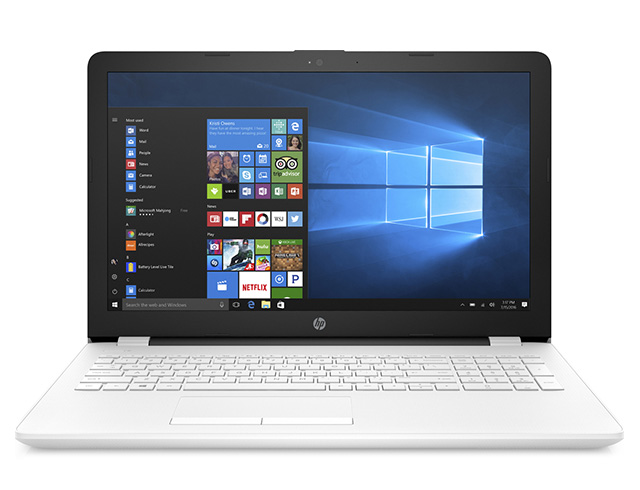 "Εικόνα HP 15-db0001nv - Οθόνη Full HD 15.6"" - AMD  Ryzen 3 2200U - 4GB RAM - 1TB HDD + 128GB SSD - Windows 10 Home"