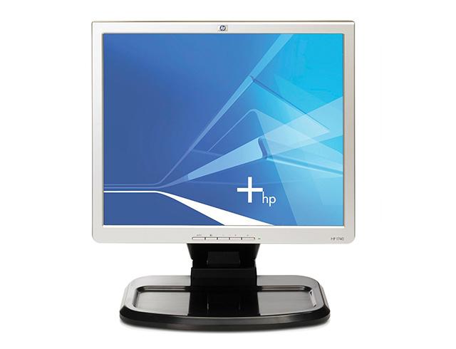 """Εικόνα Monitor 17"""" HP L1740 με ανάλυση 1280 x 1024"""