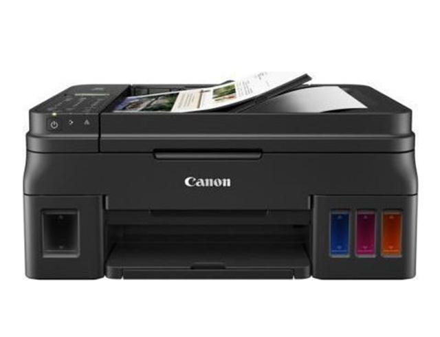Εικόνα Πολυμηχάνημα Canon PIXMA G4411 - Ποιότητα εκτύπωσης 4.800 x 1.200 dpi - Ταχύτητα εκτύπωσης  5 ppm