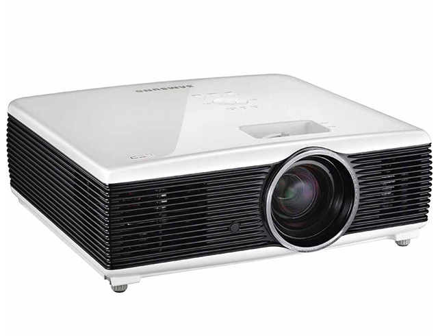 Εικόνα Projector Samsung SP-F10M - 1.000 Lumens - Χωρίς τηλεχειριστήριο