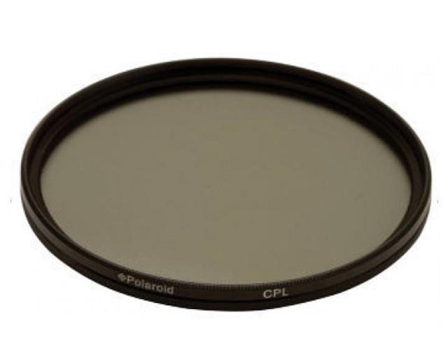 Εικόνα Polaroid Circular Polarizer - Φίλτρο Φωτογραφικής Μηχανής 55mm