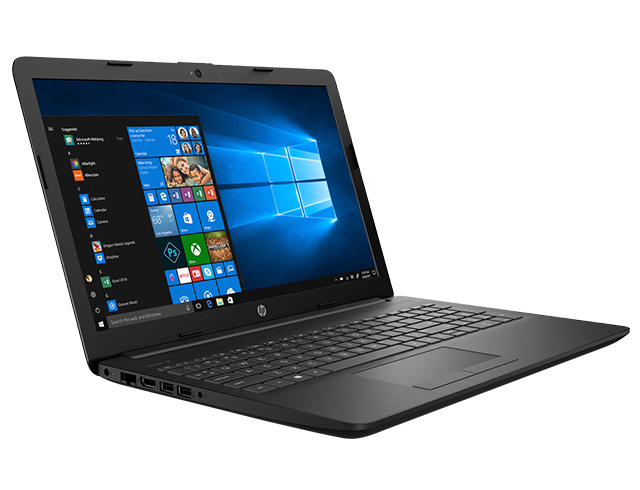 "Εικόνα HP 15-da1010nv - Οθόνη Full HD 15.6"" - Intel Core i7 8565U - 8GB RAM - 1TB HDD + 128GB SSD - 4GB VGA - Windows 10 Home"