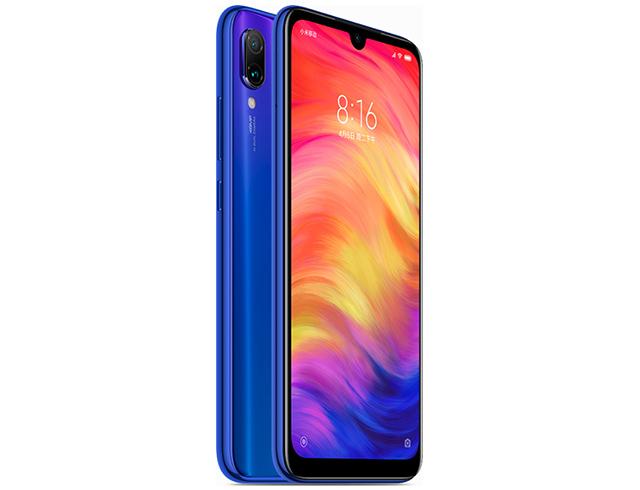 """Εικόνα Smartphone 6.3"""" Xiaomi Redmi Note 7 Dual SIM (64GB) - Blue"""
