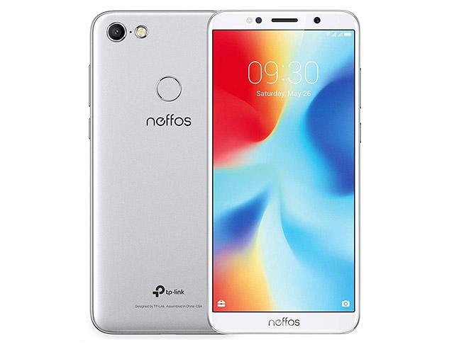 Εικόνα Smartphone 5.45'' TP-Link Neffos C9A Dual SIM (16GB) - Silver