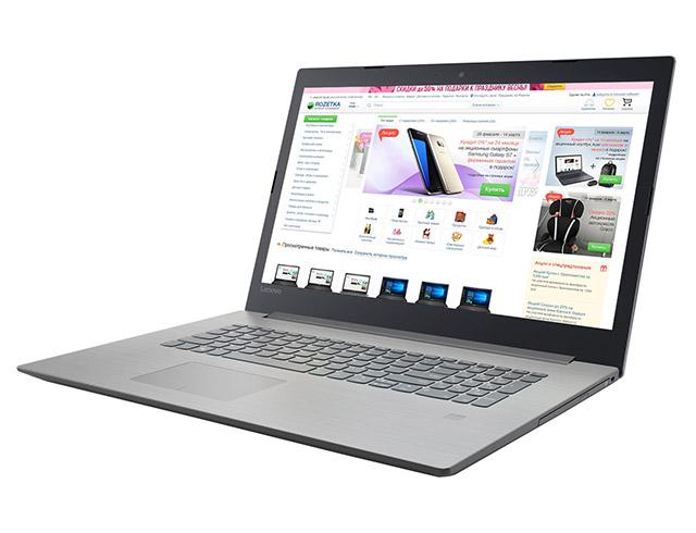 """Εικόνα Lenovo IdeaPad 320-17ISK - Οθόνη HD+ 17.3"""" - Intel Core i3-6006U - 4GB RAM - 1TB HDD - WIndows 10 Home (Αγγλικό Πληκτρολόγιο)"""
