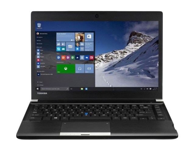 """Εικόνα Toshiba Portege R30-A - Οθόνη 13.3"""" - Intel Core i5 4ης γενιάς 42xxM - 4GB RAM - 500GB HDD - DVD - Windows 10 Pro"""