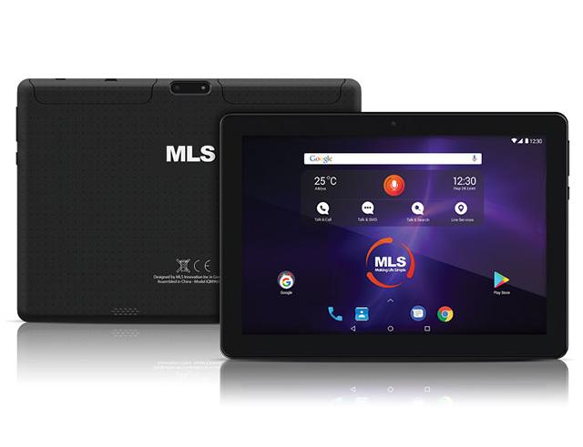 """Εικόνα Tablet 9.6"""" MLS Score 3G - οθόνη IPS - Quad Core επεξεργαστή - 16GB αποθηκευτικό χώρο - Black"""