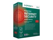 Εικόνα Kaspersky Internet Security Multi-Device 2015 (3 άδειες,1 Έτος)
