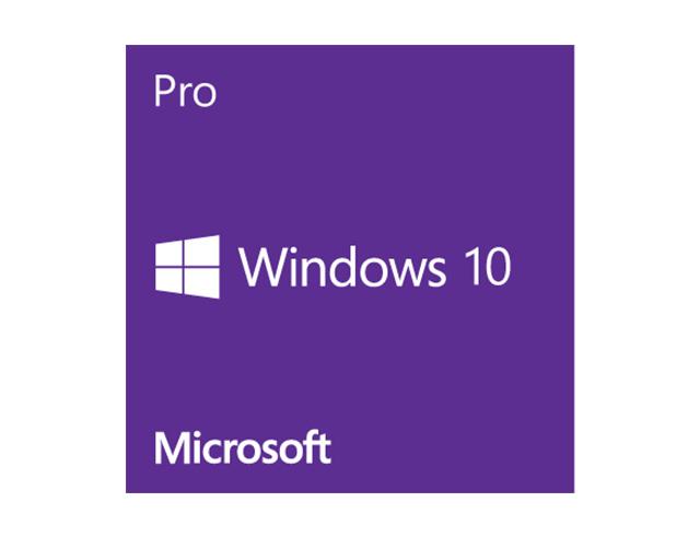 Εικόνα Microsoft Windows 10 Pro 32/64-bit Αγγλικά - Retail - USB Media