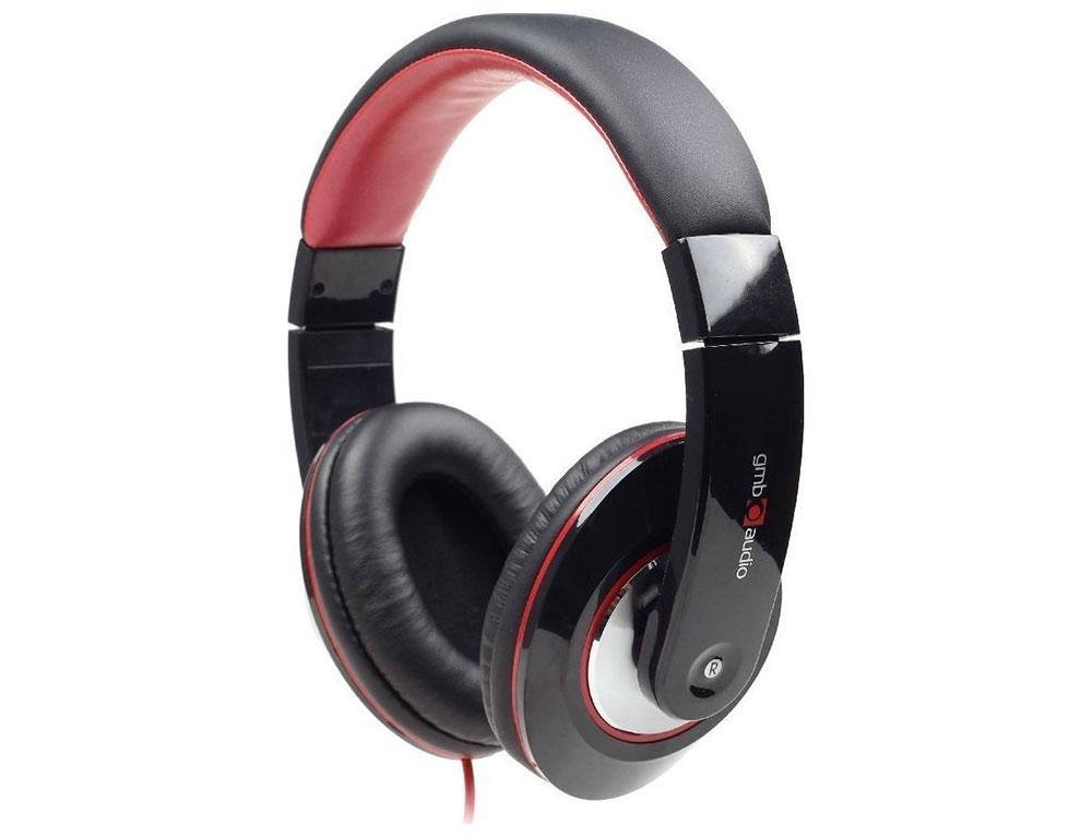 Εικόνα Headset Gembird MHS-BOS - 3.5mm - Black