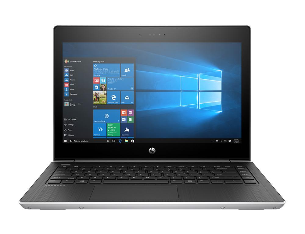 """Εικόνα HP ProBook 430 G5 - Οθόνη 13.3"""" - Intel Core i5 8ης γενιάς 8xxx - 8GB RAM - 240GB NVMe SSD - Χωρίς οπτικό δίσκο - Webcam - Windows 10 Pro - UK Keyboard"""