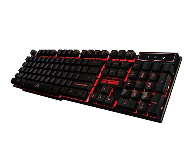 Εικόνα  Gaming Keyboard Armaggeddon Kalashinikov AK-990i με αδιάβροχη προστασία