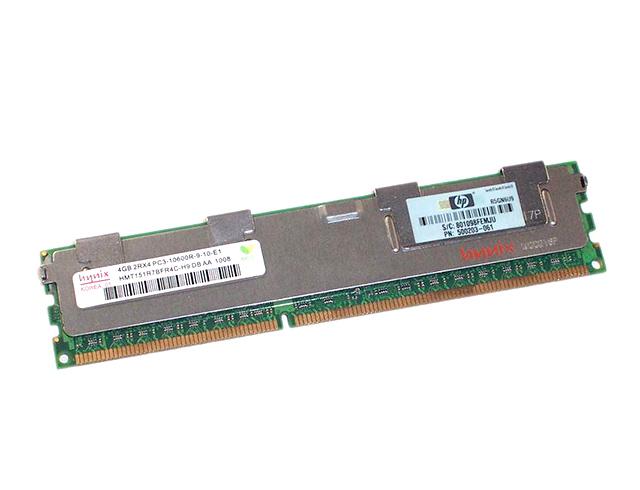 Εικόνα RAM REF DDR3 4GB PC3-10600R ECC REG