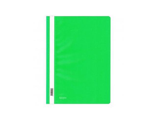 Εικόνα Ντοσιέ A4 PP με έλασμα Black Red - Πράσινο