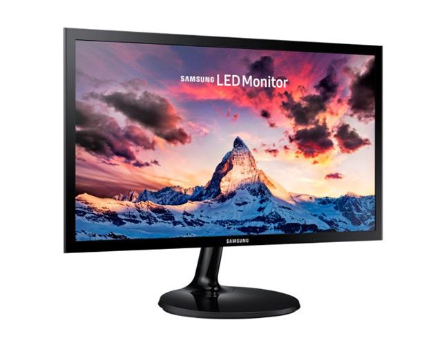 """Εικόνα Monitor LED 18.5"""" Samsung LS19F355H - Black"""