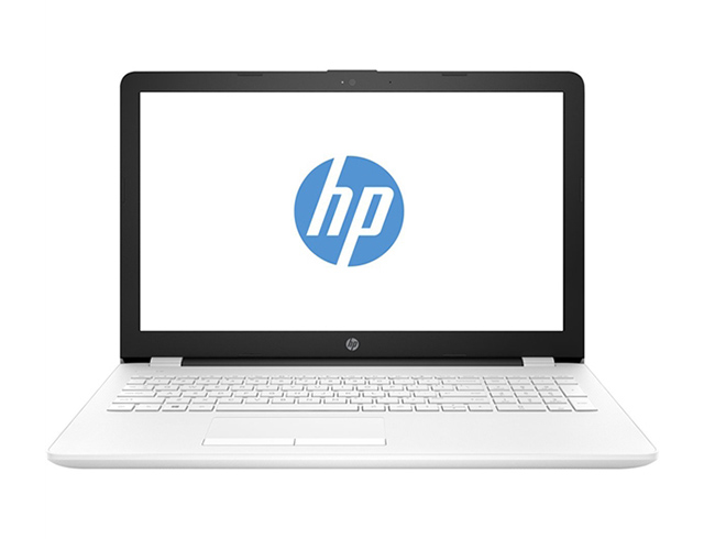 """Εικόνα HP 15-bs002nv - Οθόνη Full HD 15.6"""" - Intel Core i3-6006U - 4GB RAM - 128GB SSD - Windows 10 Home"""
