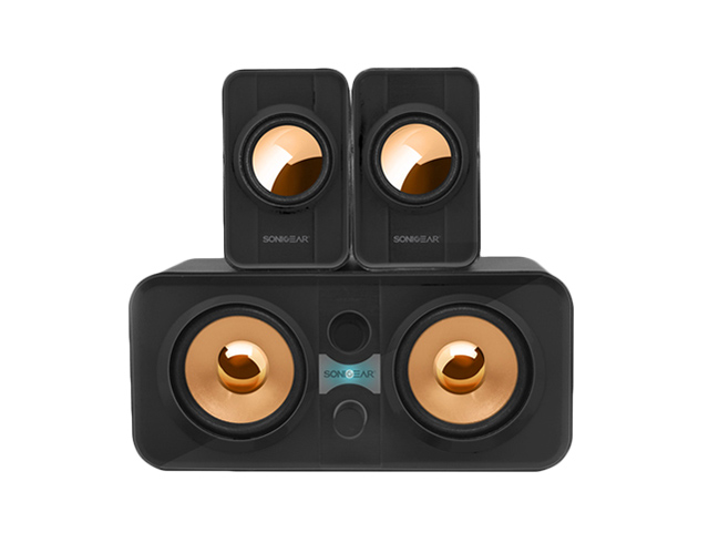 Εικόνα Sonic Gear Multimedia Speakers 2.2 Morro 2200 - Black